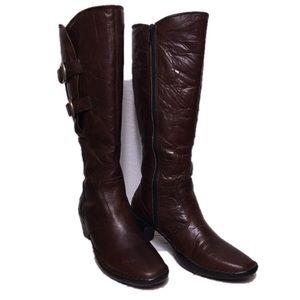 Josef Seibel Knee High Leather Boots